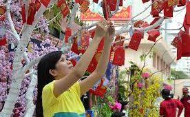 como es el año nuevo vietnamita
