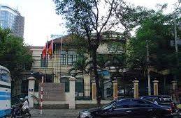 donde esta la embajada de españa en vietnam