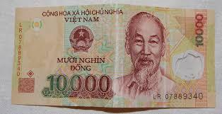 billetes de vietnam