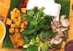 tipos de comida vietnamita