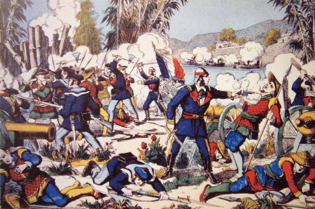 Vietnam en el siglo XIX