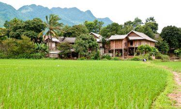 Trekking por Vietnam, montañas del norte