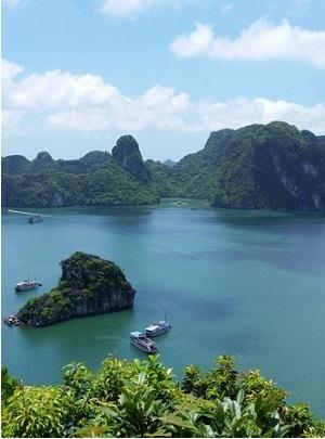 tour para ver naturaleza en vietnam
