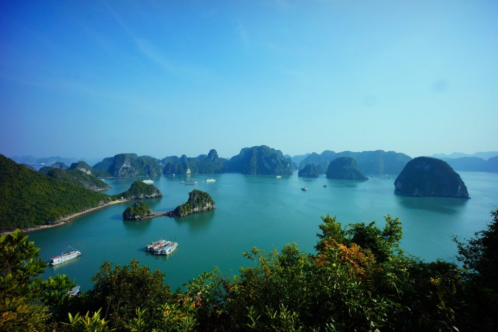 Bahía de Ha Long