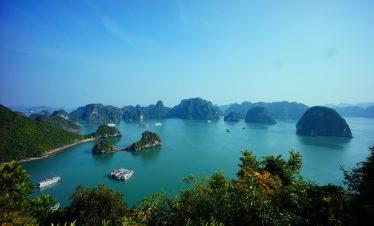 Cómo ir de Hanoi a halong bay