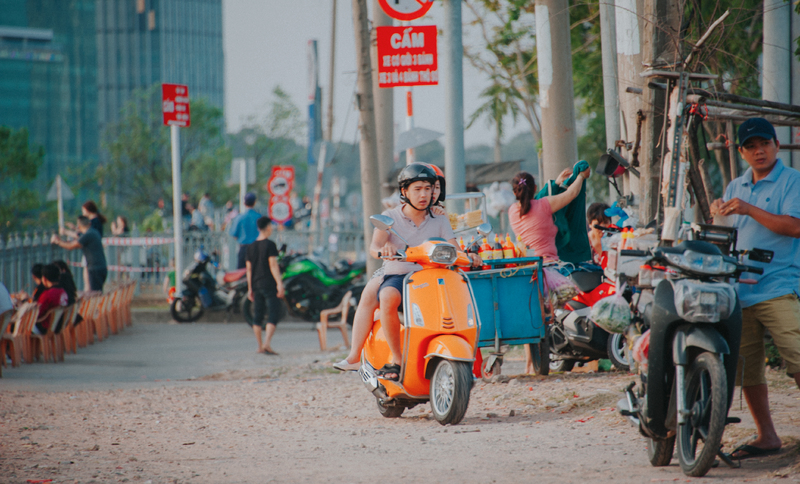 Rutas en moto Vietnam