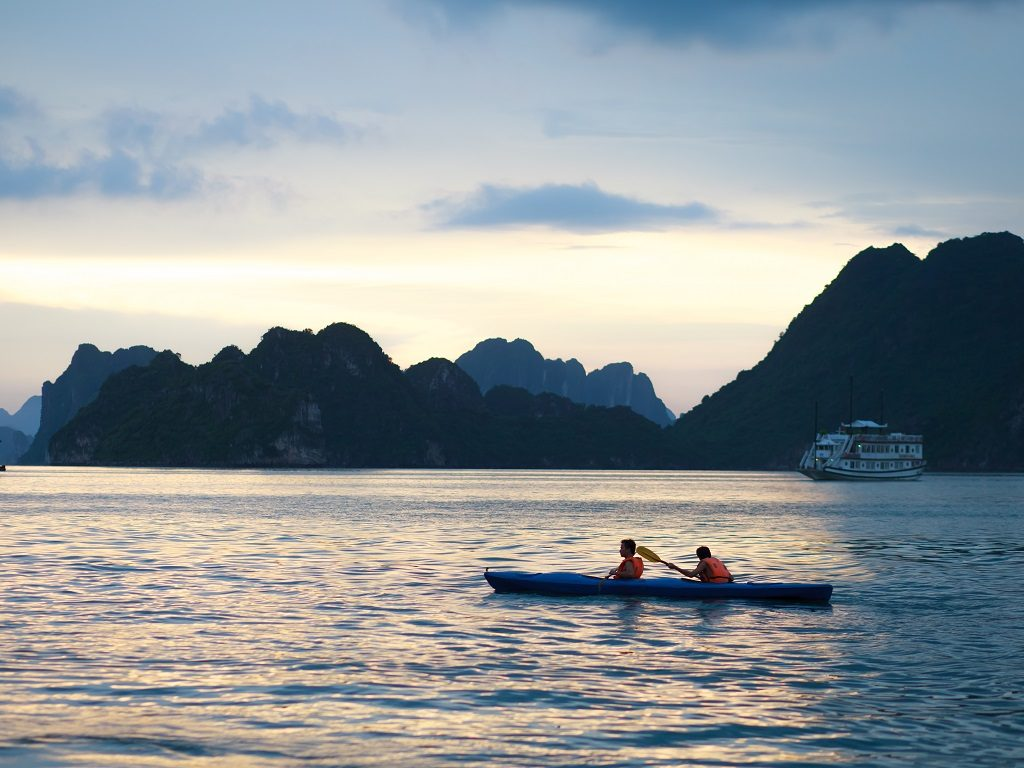 excursiones de 2 dias en halong