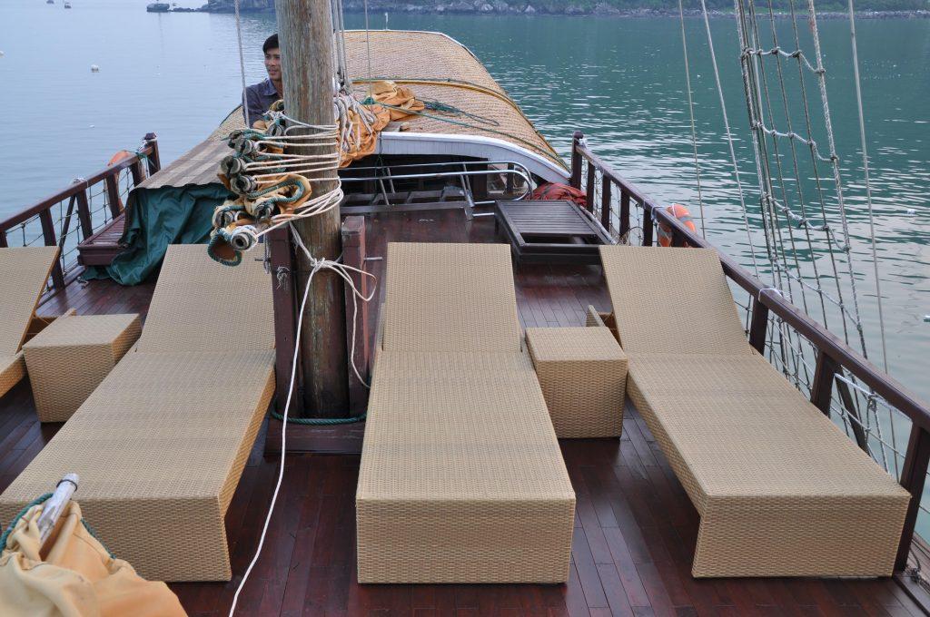 crucero privado halong