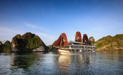 mejores cruceros de lujo en vietnam