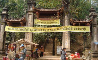 pagodas en hanoi