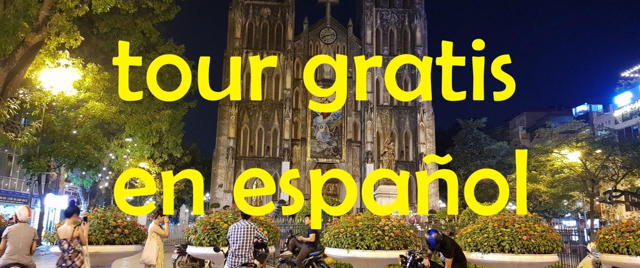 free tour hanoi español