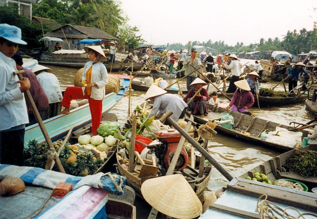 excursiones desde ho chi minh al delta del mekong